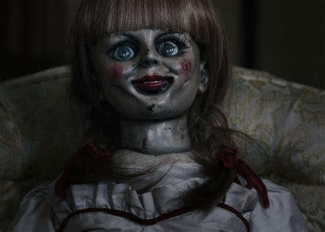 the conjuring 2 annabelle doll call for and lead roles in the