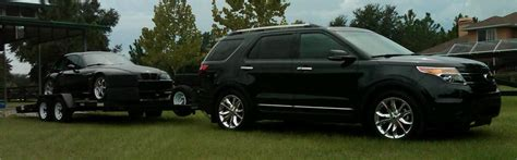 Towing Capacity Ford Explorer by Ford Explorer Sport Trac For Sale