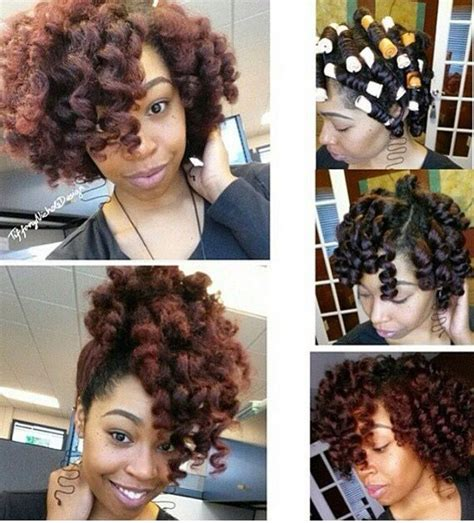 hairstyles with a perm over 77 perm rods natural hair pinterest perm rods natural