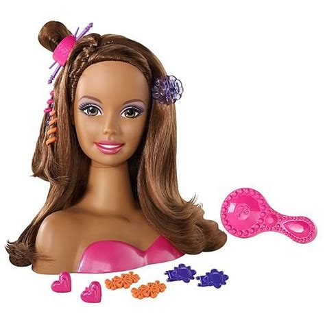 black doll hair styling styling mattel dolls