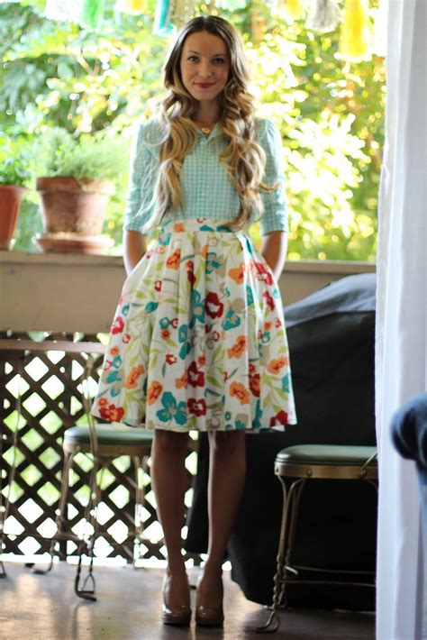 floral skirt outfits www pixshark com images galleries
