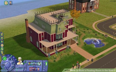 by erin l on hobbies sims house building inspiration pinterest how to build a floating room in the sims 2 5 steps