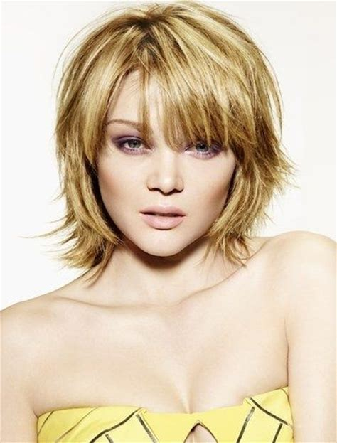 best haircut for heart shaped face and thin hair short hairstyles for thin hair