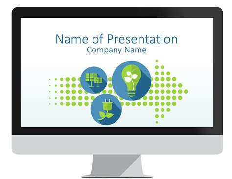 ppt templates for energy green energy powerpoint template presentationdeck com
