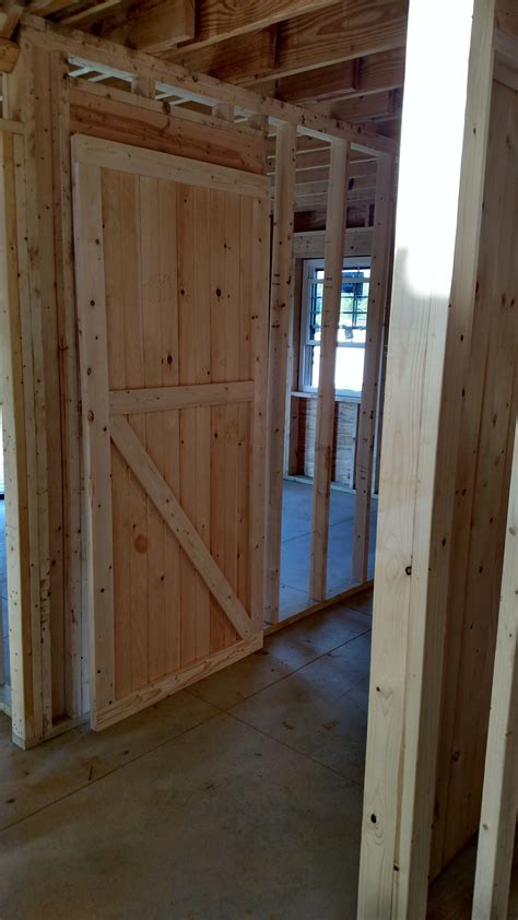 Building A Barn Door Diy Barn Doors How To Build Your Own And Save Big