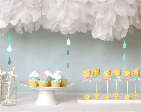Baby Shower Themes by World Design Encomendas Baby Shower Wall Decoration Ideas