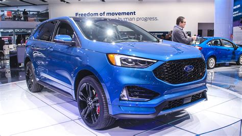 ford edge top speed 2019 ford edge st review top speed