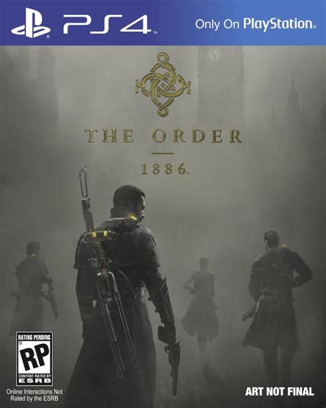 Quality The Order 1886 Ps4 the order 1886 playstation 4 details