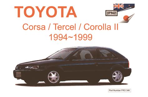 buy car manuals 1994 toyota corolla user handbook 2007 toyota corolla owners manual pdf free car repair upcomingcarshq com