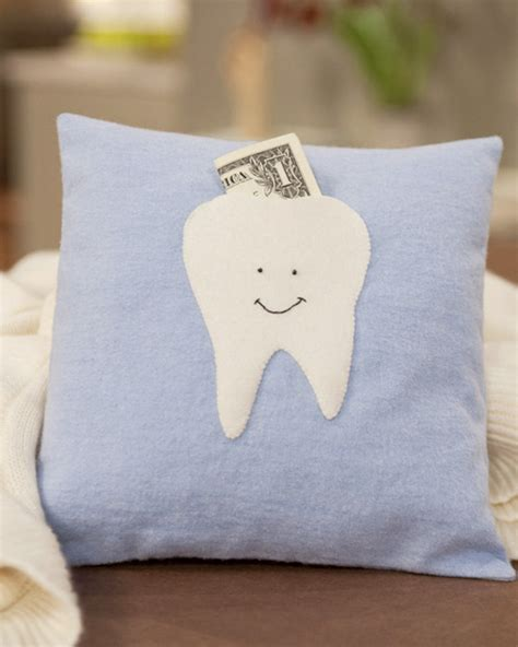 How To Make A Tooth Pillow For Children by Tooth Pillow