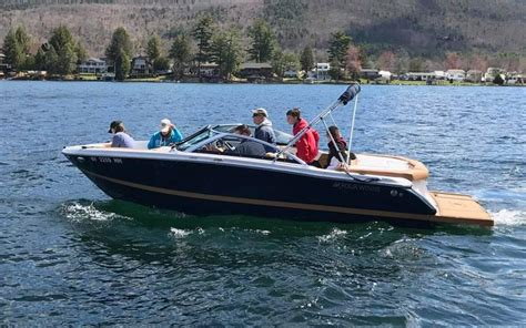 lake george ski boat rental boat rentals lake george ny official tourism site