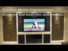 New Craftsman Home Plans custom built entertainment center youtube