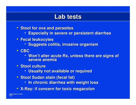 Stool Cultures For Diarrhea by Microsoft Powerpoint Topazian Diarrhea 2009 Ppt Read