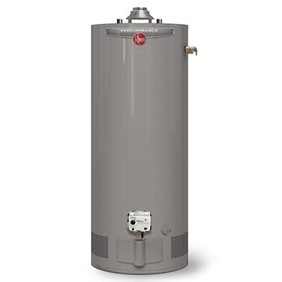 how to choose a water heater the home depot canada