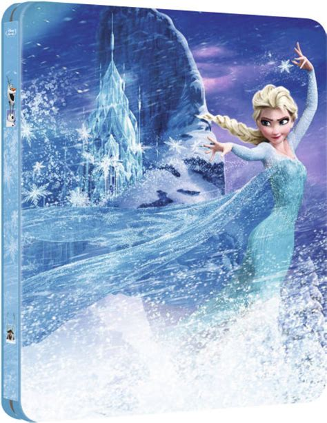 download film frozen 2 bluray frozen 3d zavvi exclusive limited edition steelbook the