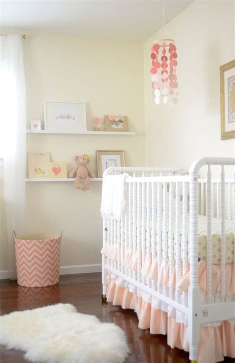 chic nursery decor 6 shabby chic nursery d 233 cor tips and 24 ideas shelterness