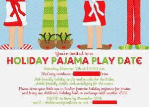 Running from the law mac s holiday pajama party