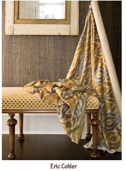 eric cohler part i how to select patterns for your interior space