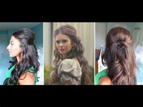 hairstyles instagram luxyhair nina dobrev inspired hairstyle youtube