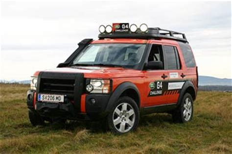 land rover discovery g4 edition vom leithagebirge in die mongolei die quot g4 edition quot des