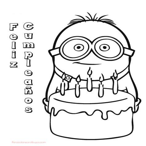 imagenes de cumpleaños para karatecas dibujos de cumplea 241 os para colorear e imprimir