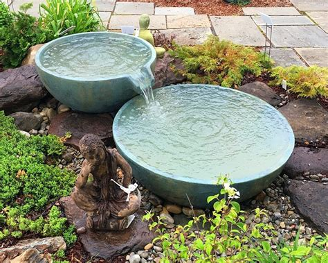 water fountains for small backyards 3 ideas for small backyard water features premier ponds