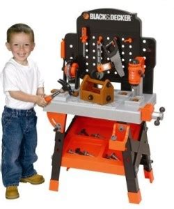 black and decker jr tool bench black and decker jr power workshop workbench 50 tools only 35 99 shipped 59