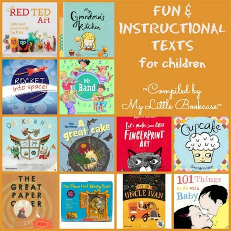 picture book texts book list books for children my