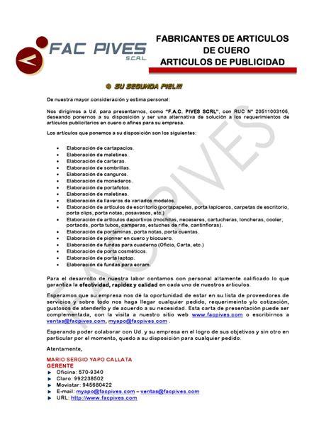 zayeker carta de presentacion carta de presentacion by jaime armando amaro proa issuu