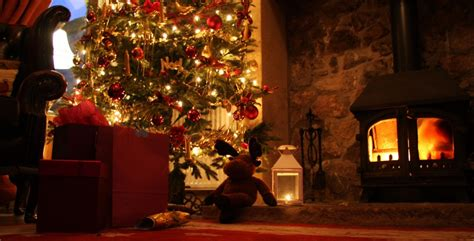christmas break blakelow farm holiday cottages derbyshire