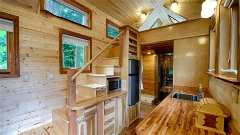 tiny houses interior beautiful comfortable tiny house interior design ideal home youtube