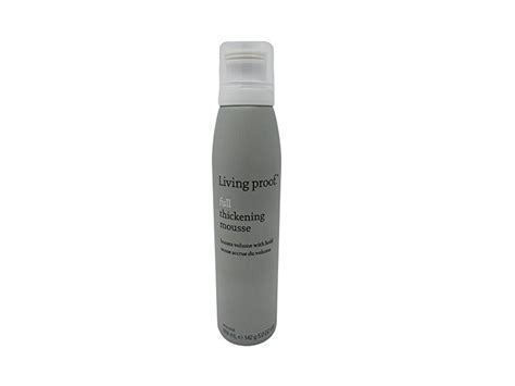 Product Review Kiehls Thick Volumizer Hav by Living Proof Thickening Mousse 5 Ounce Ingredients