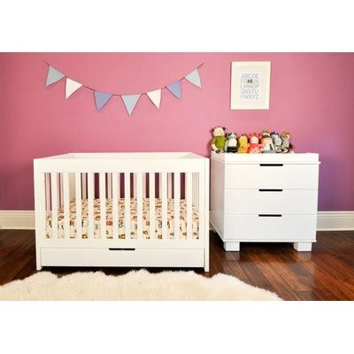 Mini Crib With Storage by 10 Best Ideas About Mini Crib On Gray Chevron