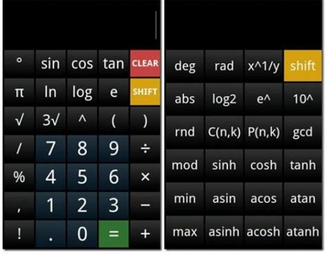 realcalc scientific calculator apk realcalc plus for android