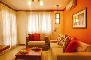 Decorating a living room in orange wall room decorating ideas amp home