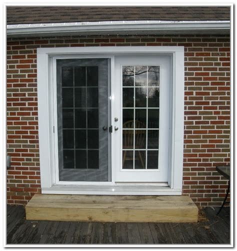French Door Ideas Exterior Small Doors Exterior