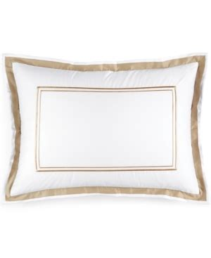 hotel collection frame bedding hotel collection embroidered frame comforters dealtrend