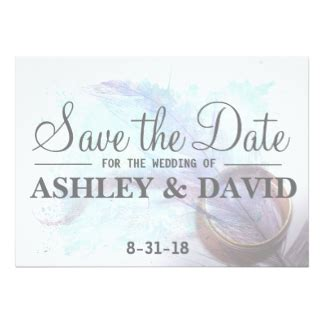 Wedding Band Announcement by Band Invitations Announcements Zazzle Au
