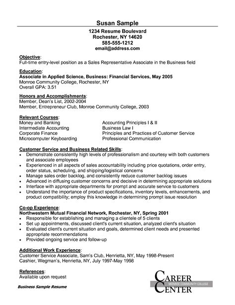 bank customer service representative resume samples velvet jobs