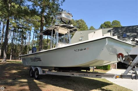 2006 used jones brothers 25 bateau center console fishing - Jones Brothers Boats For Sale Craigslist