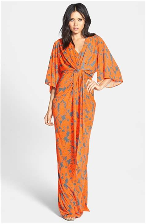 Look Kimono Dresses Couture In The City Fashion by Sleeved Kimono Style Maxi Dress Plus Size Collection