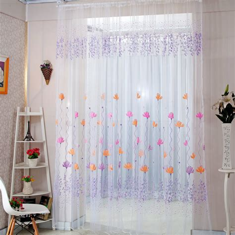 Home Decorators Curtains Home Decor Drapes Sheer Window Curtains For Living Room Bedroom Kitchen Modern Tulle Curtains