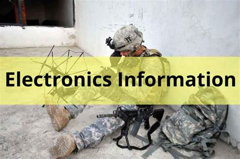 electronics information test study guide
