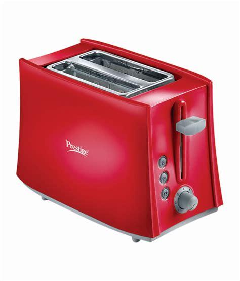 Prestige Pop Up Toaster Prestige Pptpkr Pop Up Toaster Red Price In India Buy