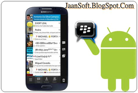 free bbm apk for android bbm 2 7 0 21 apk for android free jaansoft software and apps