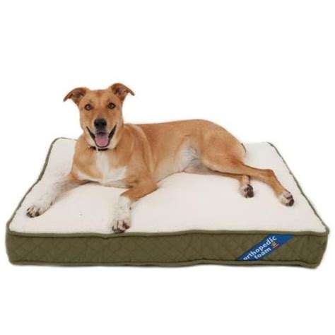 dog bed coloring page top paw 174 orthopedic pet bed color varies happy paws