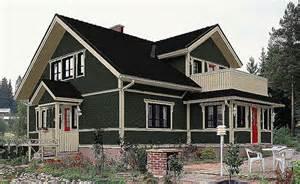craftsman homes color schemes on behance