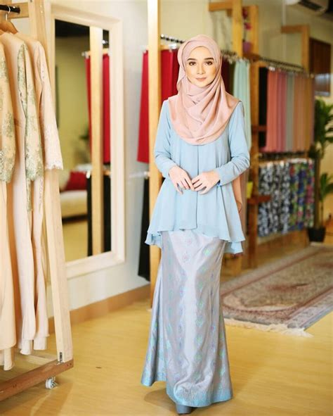 Dc Stelan Baju Muslim Flowna Set 10 best jahit raya 2017 indo images on clothing malaysia and all products