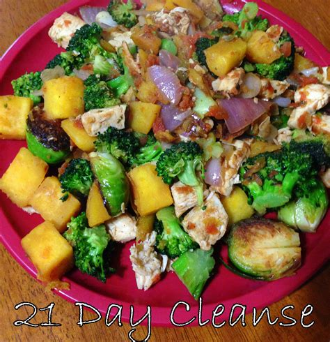 Detox Lunch Belmont by 21 Day Cleanse Part 3 Cascade Chiropractic Wellness