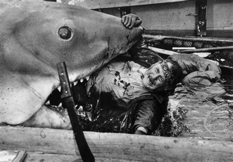 jaws boat death scene jaws rare photos frame grabs images behind the scenes